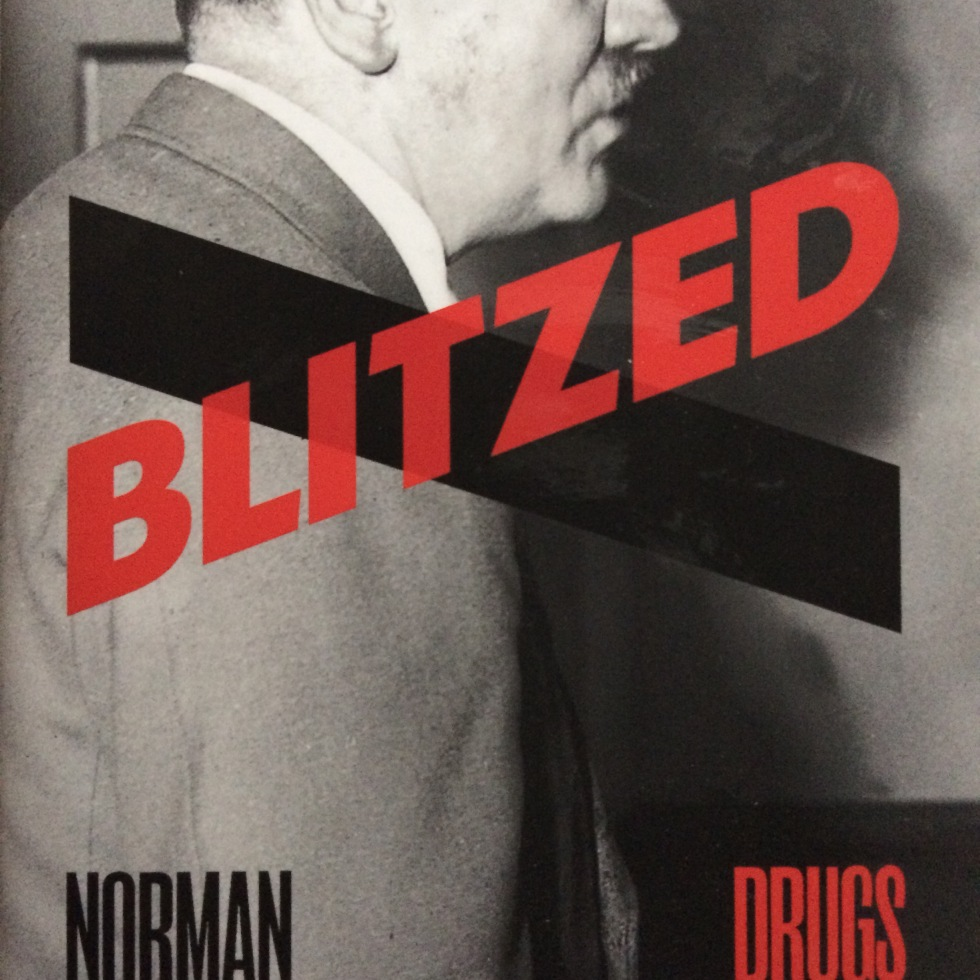blitzed drugs in nazi germany