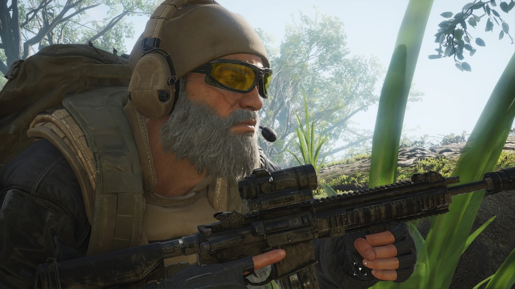 Ghost Recon Breakpoint character customisation